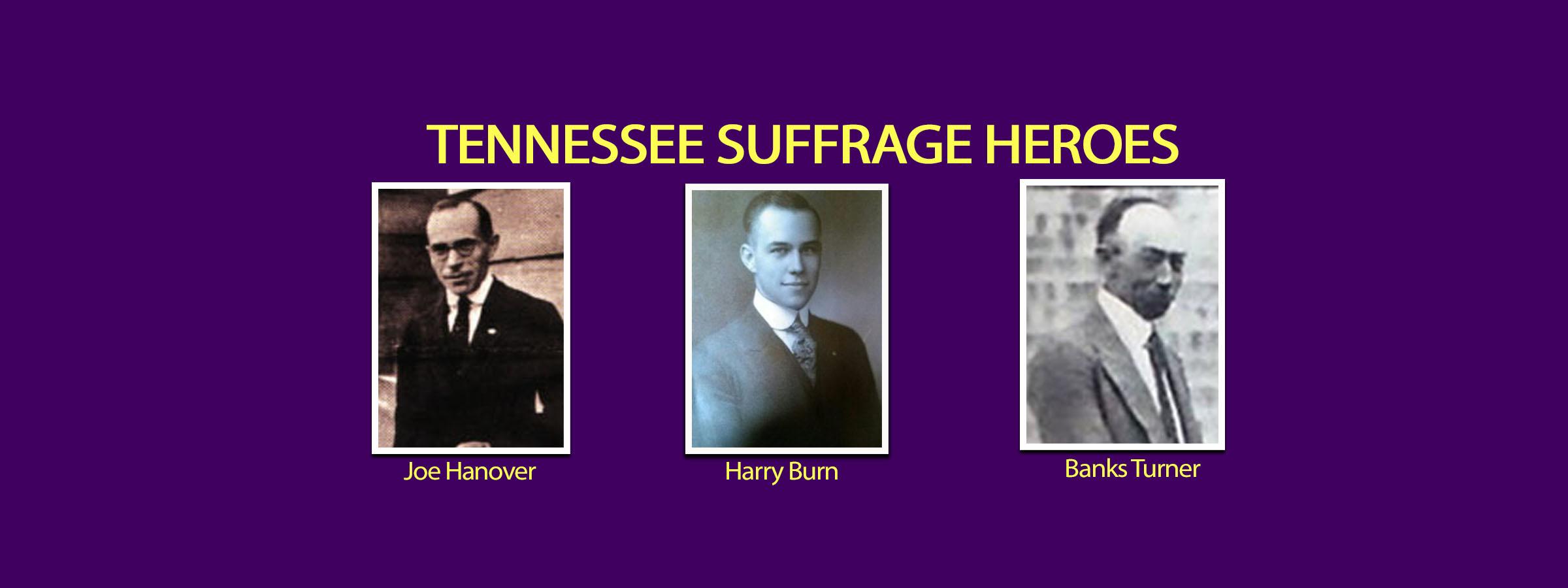 <p>Suffrage Heroes Banner Slider</p>